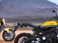 Итальянский обзор Yamaha XSR900