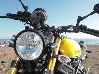 Тест Yamaha XSR900