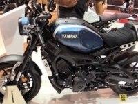 Yamaha XSR900 на выставке