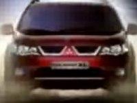 Mitsubishi Outlander Xl - русская реклама