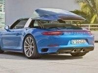Промовидео Porsche 911 Targa