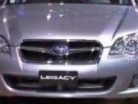 Презентация Subaru Legacy