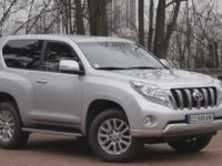 Тест Land Cruiser Prado 150 3-door