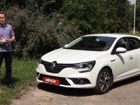 Тест-драйв Renault Megane 2016