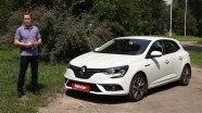 ����-����� Renault Megane 2016
