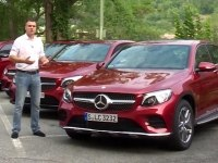 Тест-драйв Mercedes GLC Coupe