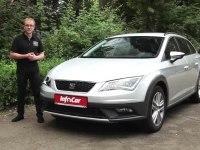 Тест-драйв SEAT Leon X-Perience