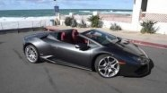 Обзор Lamborghini Huracan LP 610-4 Spyder