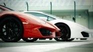 Lamborghini Huracan LP 580-2 на треке