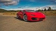Тест Lamborghini Huracan LP 580-2