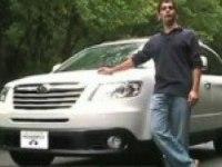 Видео обзор Subaru Tribeca