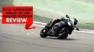 ����� Kawasaki Ninja ZX-10R Winter Edition