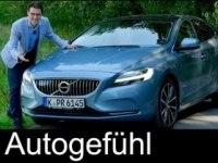 Тест Volvo V40