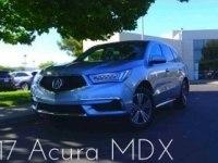 Обзор Acura MDX