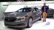 Особенности Buick LaCrosse