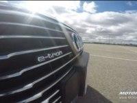 Тест Audi A3 Sportback e-tron