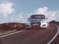 Промовидео Audi A5 Coupe и S5 Coupe