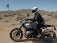 Официальное видео BMW R nine T Scrambler