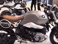 Обзор BMW R nine T Scrambler