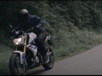 Реклама BMW G 310 R