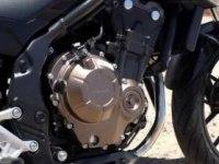 Обзор Honda CB500F