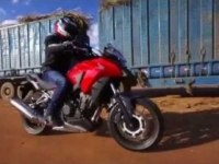 Особенности Honda CB500X