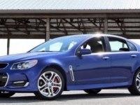 Тест Chevrolet SS