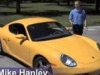Видео обзор Porsche Cayman S от Cars.com