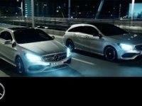 Проморолик Mercedes-Benz CLA-Class и CLA Shooting Brake