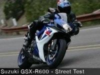 Обзор Suzuki GSX-R600