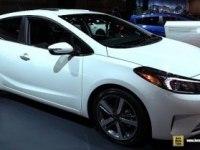 Обзор KIA Cerato Hatchback