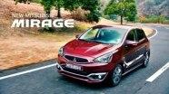 Промовидео Mitsubishi Mirage