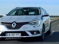 Реклама Renault Megane Estate