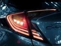 Проморолик Toyota C-HR
