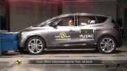 Краш-тест Renault Scenic