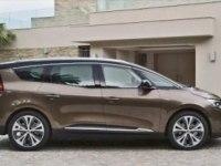 Renault Grand Scenic внутри и снаружи