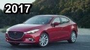 Mazda 3 Sedan в статике и движении