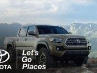 Реклама Toyota Tacoma Double Cab