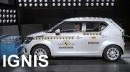 Краш-тесты Suzuki Ignis