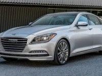 Обзор Hyundai Genesis G80
