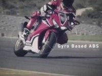 Проморолик Honda CBR1000RR Fireblade SP