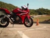 Официальный ролик Honda CBR500R