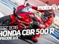 Тест Honda CBR500R