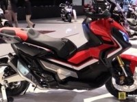 Honda X-ADV на выставке