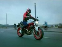 Проморолик Ducati Monster 797