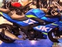 Обзор №2 Suzuki GSX250R