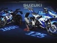 Проморолик Suzuki GSX-R125