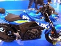 Обзор №1 мотоцикла Suzuki GSX-S125