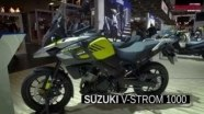 Suzuki V-Strom 1000 на выставке