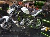 Обзор Kawasaki Z650